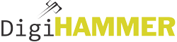 DigiHammer Digital Marketing Logo