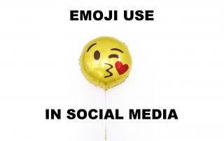 Emoji Use In Social Media