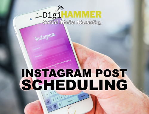 Schedule Posts on Instagram?  YES!…and No.