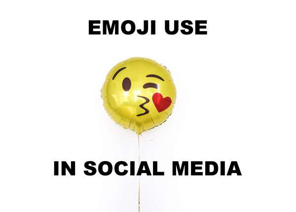 Emoji usage in Social Media