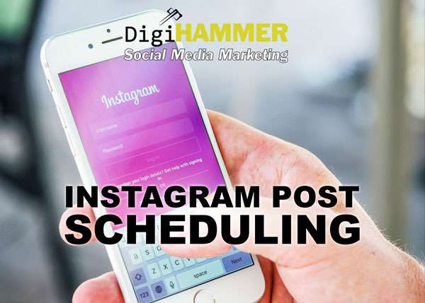 Instagram Post Scheduling