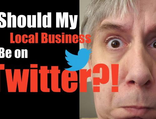 Should Your Local Business Be on Twitter?