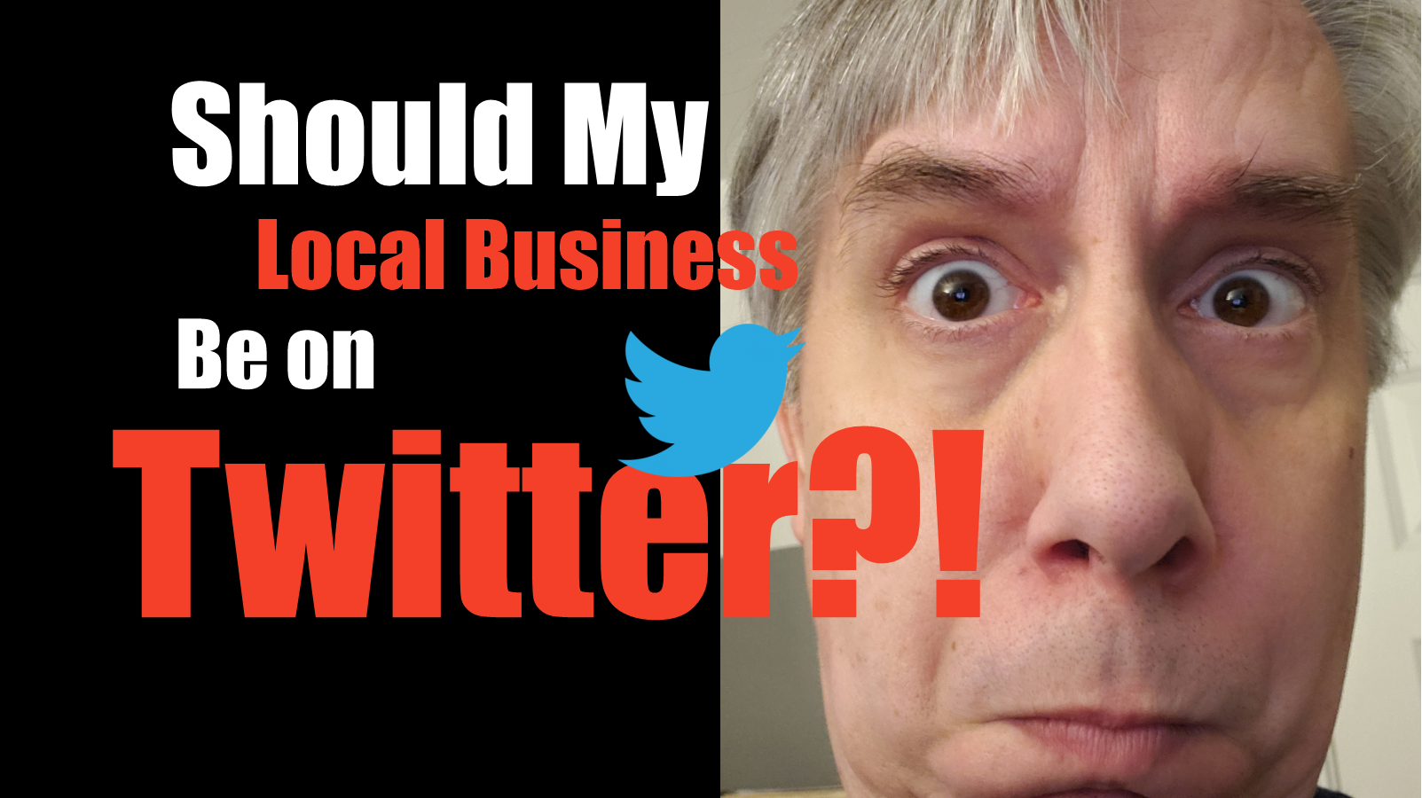Should my local business be on Twitter?!